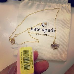 Kate spade ♠️ chain ( Buzz- 🐝 Bee)